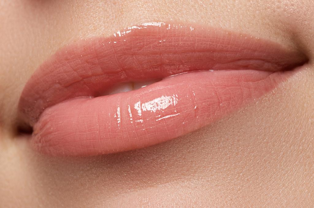 Как выглядят нюдовые губы