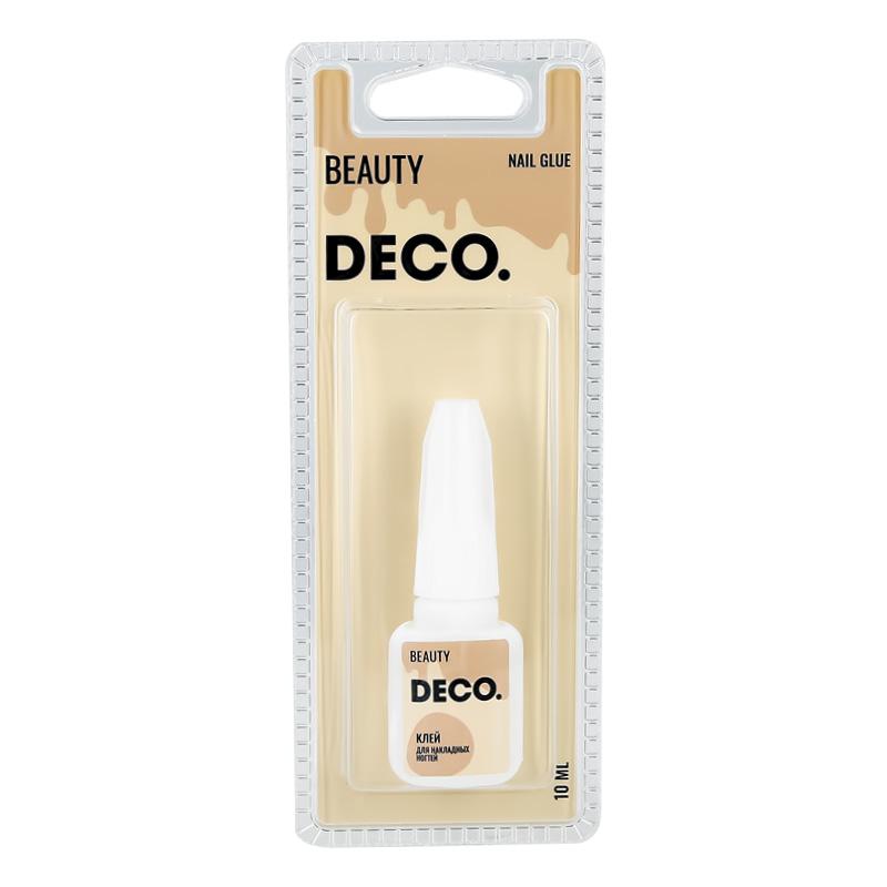 Клей для накладных ногтей DECO.