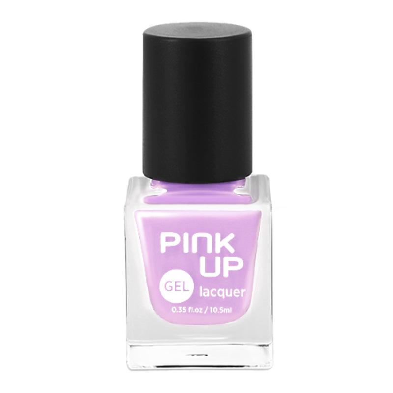 Лак для ногтей Pink Up Gel с эффектом геля тон 13