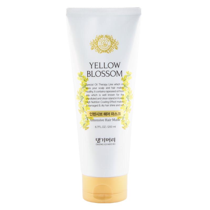 Маска для волос Daeng Gi Meo Ri Yellow Blossom против выпадения