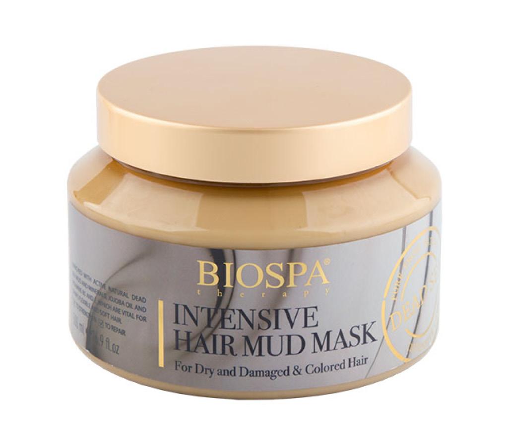 Маска для волос Sea Of Spa Biospa с натуральной черной грязью Мертвого моря
