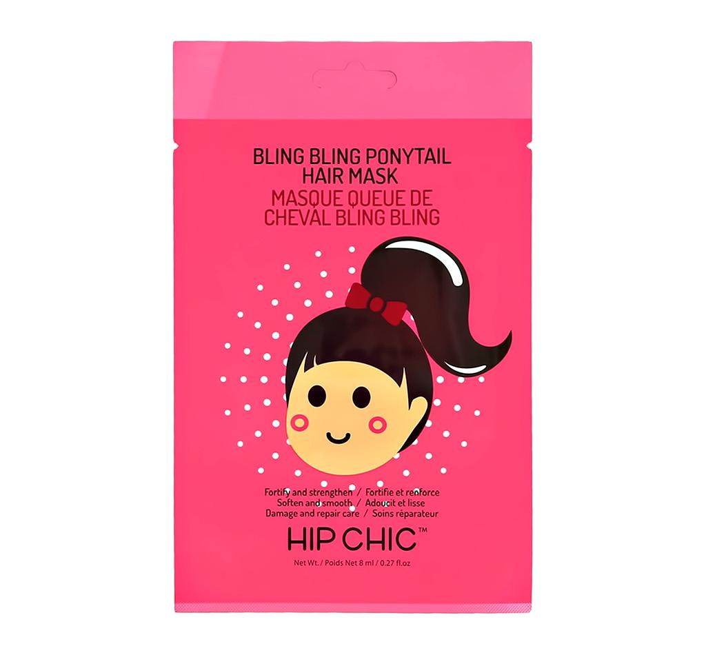 Маска-шапочка для волос Hip Chic несмываемая восстанавливающая (для секущихся кончиков)
