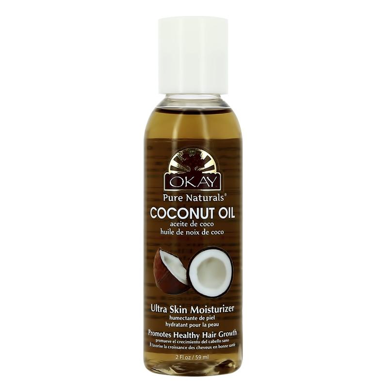 Масло для лица, тела и волос OKAY Кокос