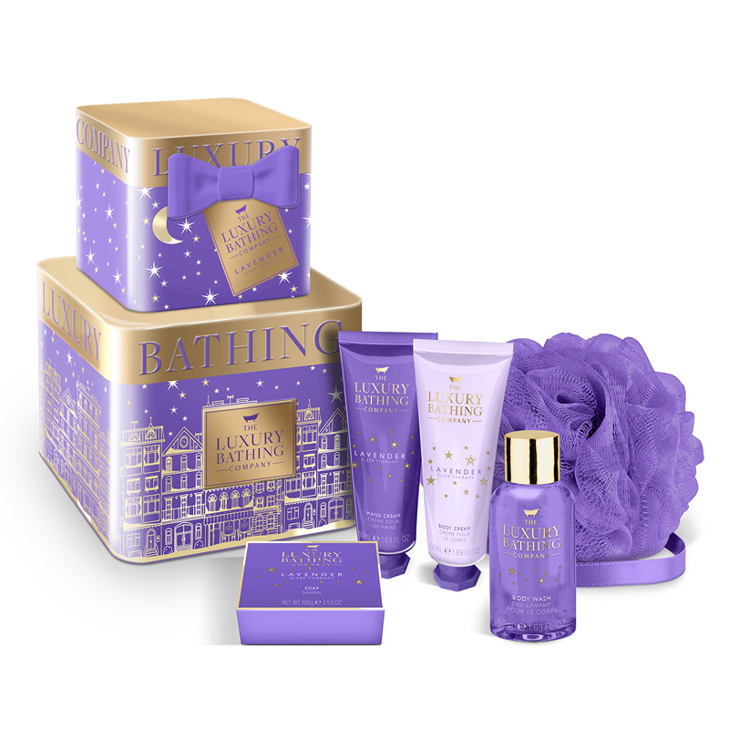 Набор The Luxury Bathing By Grace Cole Lavender