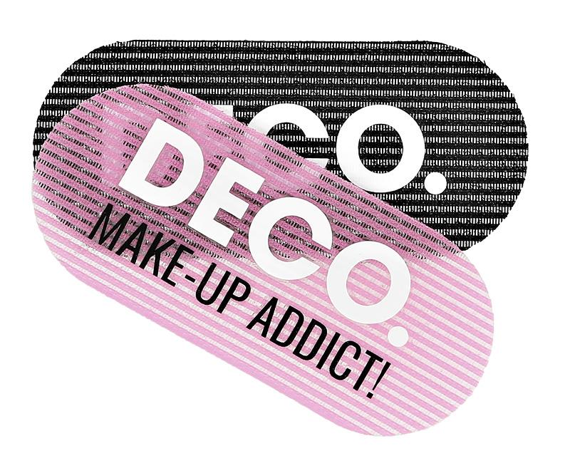 Набор заколок для волос DECO. для умывания и макияжа