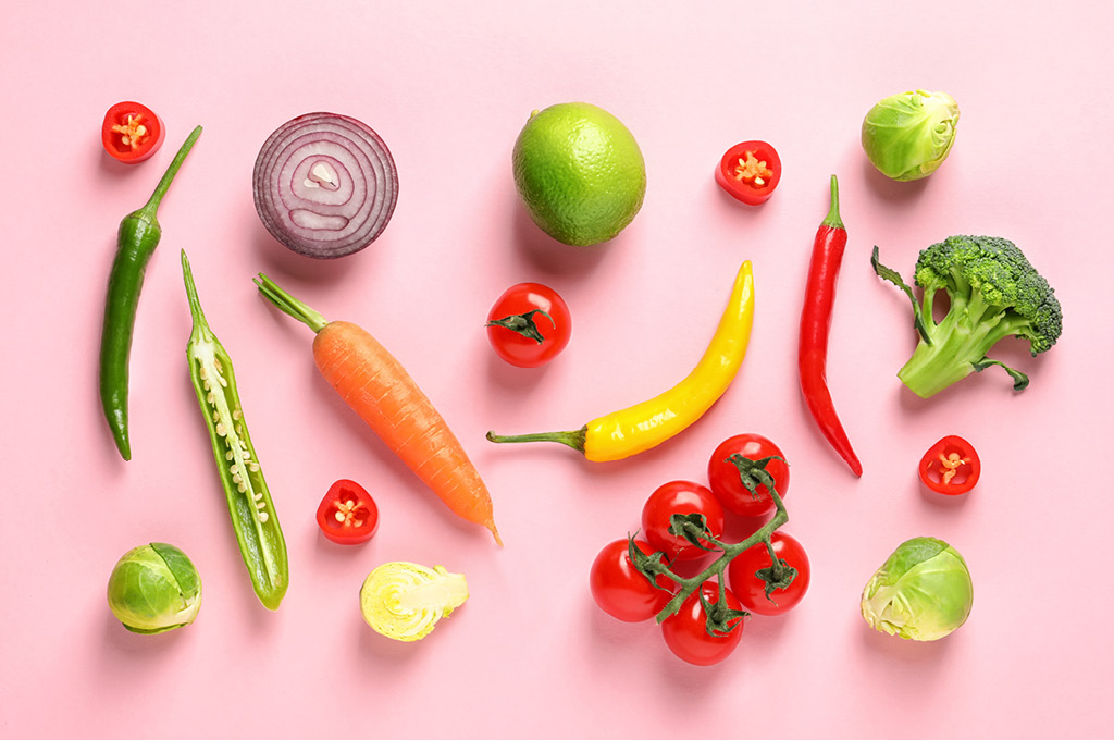 Сезонный список овощей и фруктов