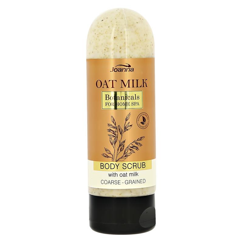 Скраб для тела Joanna Botanicals Oat Milk с овсяным молочком