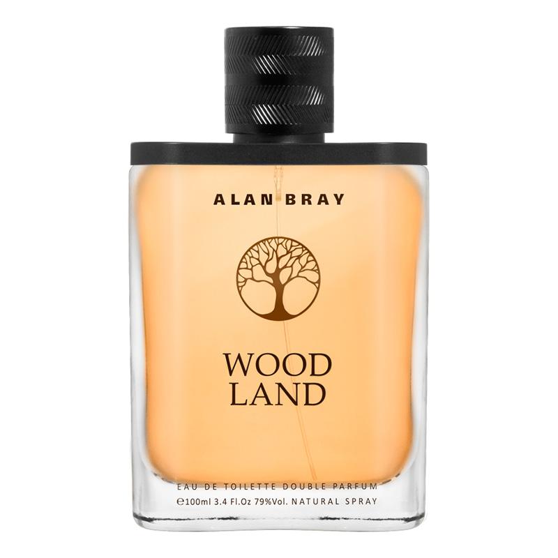 Туалетная вода Alan Bray Woodland (муж.)