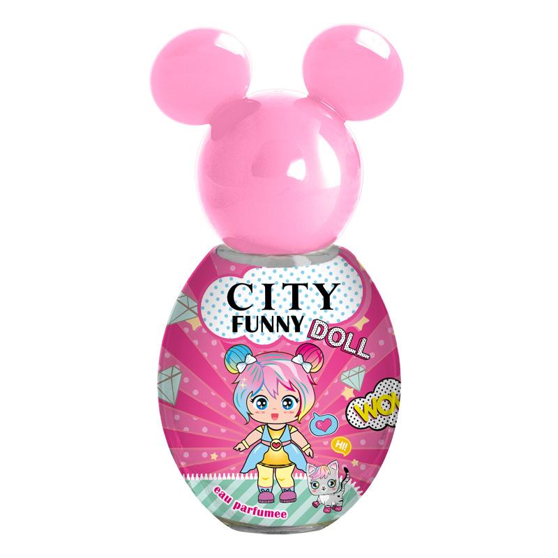 Душистая вода City Parfum City Funny Doll (дет.)