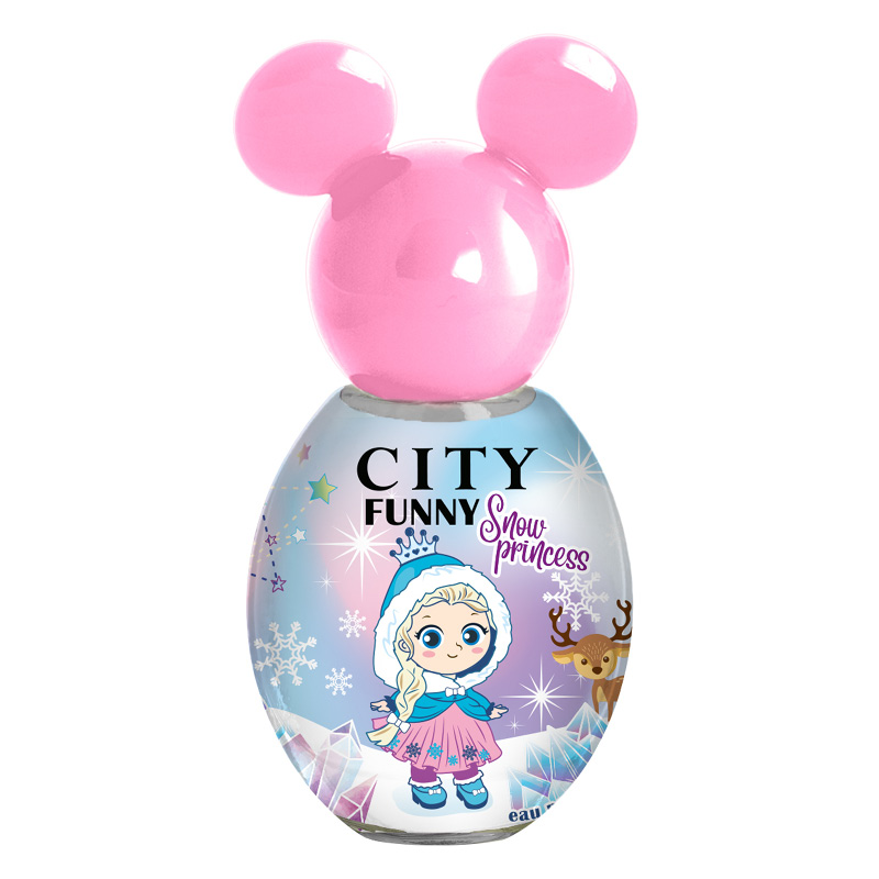 Душистая вода City Parfum City Funny Snow Princess (дет.)