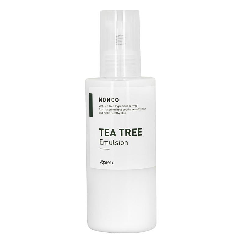 Эмульсия для лица A`Pieu Nonco Tea Tree с маслом чайного дерева