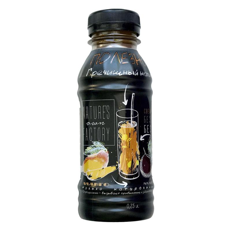 Гречишный чайный напиток Nature`S Own Factory с манго и вкусом маракуйи