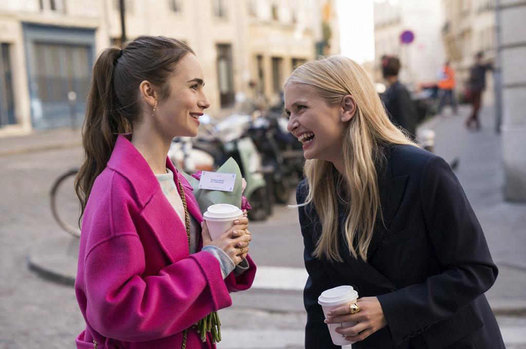Ключ к красоте француженки — в непринужденности