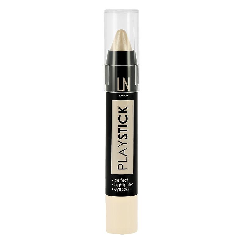 Консилер для лица LN Professional Play Stick светоотражающий (в карандаше)