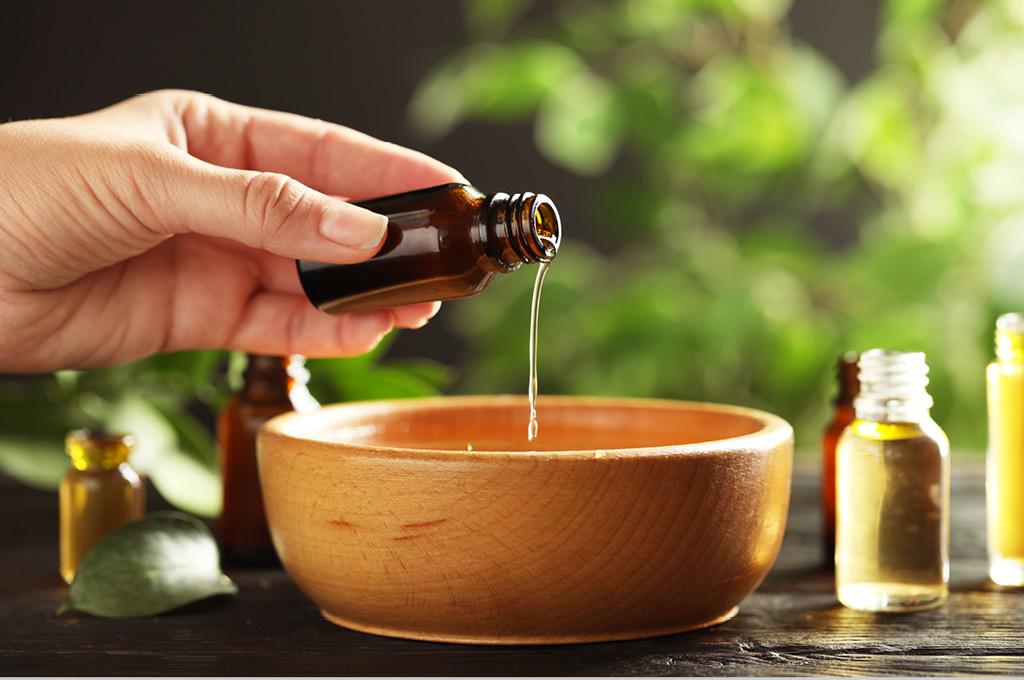 Косметика с маслом чайного дерева своими руками