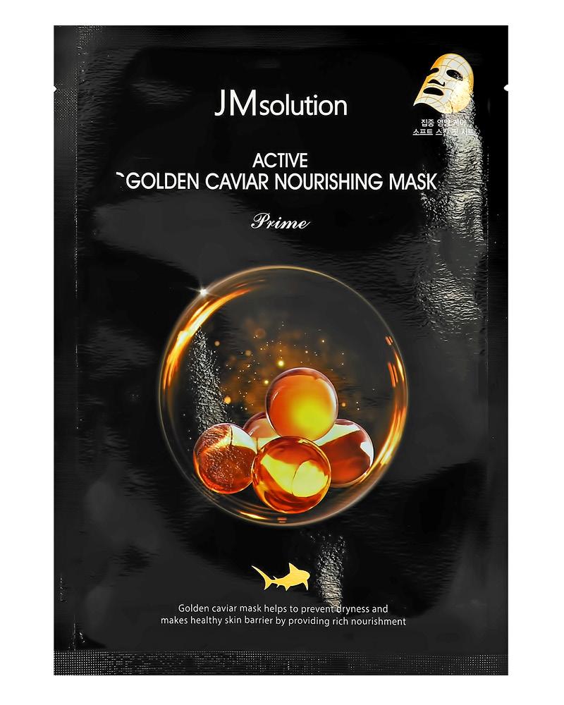 Маска для лица JMsolution Prime с экстрактом икры (питательная)