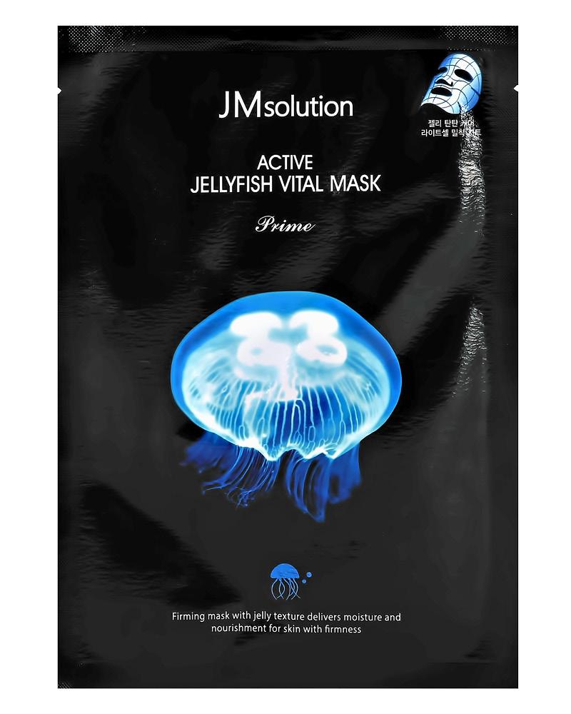 Маска для лица JMsolution Prime с экстрактом медузы (восстанавливающая)