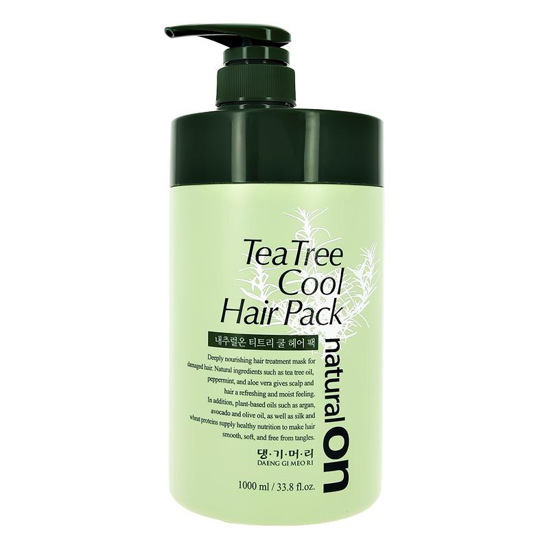Маска для волос Daeng Gi Meo Ri Tea Tree с маслом чайного дерева