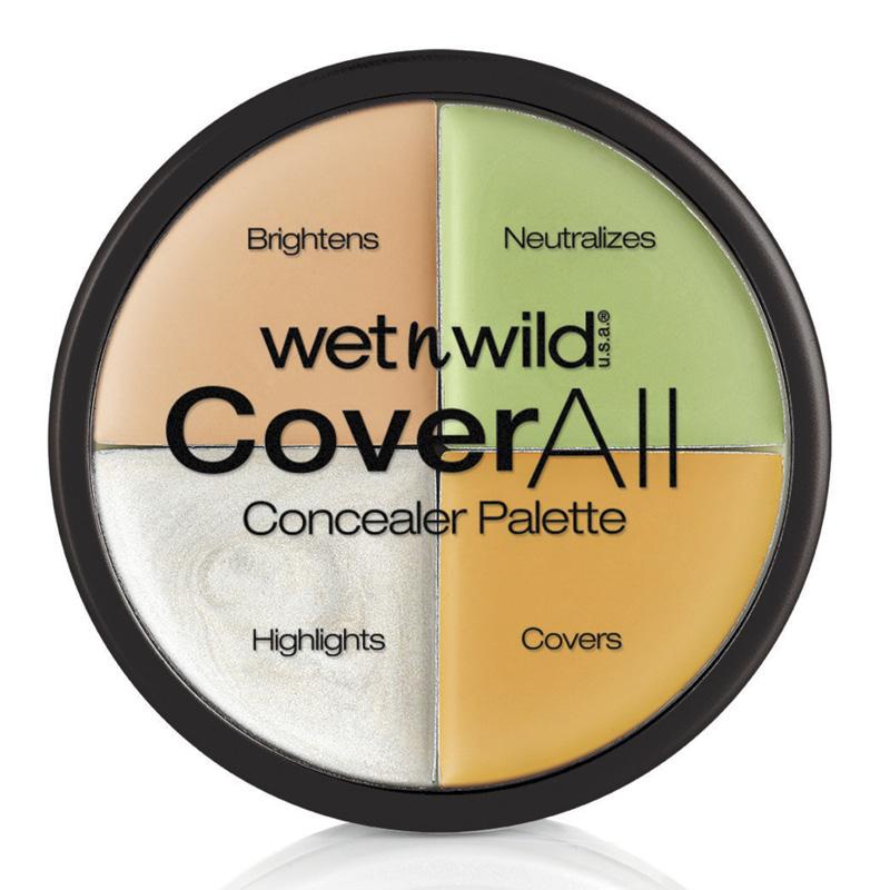 Набор консилеров для лица Wet N Wild Cover All