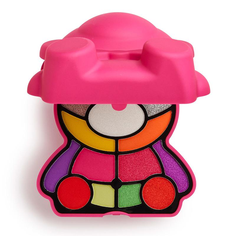 Палетка теней для век I Heart Revolution Revolution Toy Factory тон Lulu