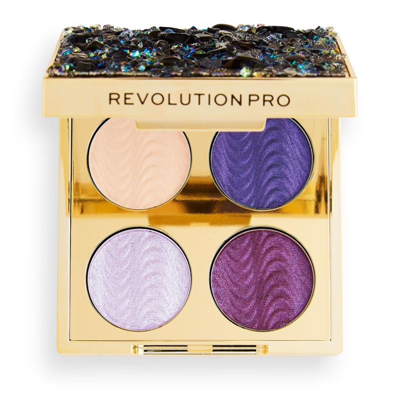 Палетка теней для век Revolution Pro Ultimate Eye Look Palette тон Hidden Jewels