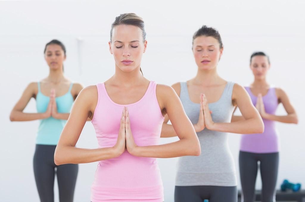 Почему йога так популярна