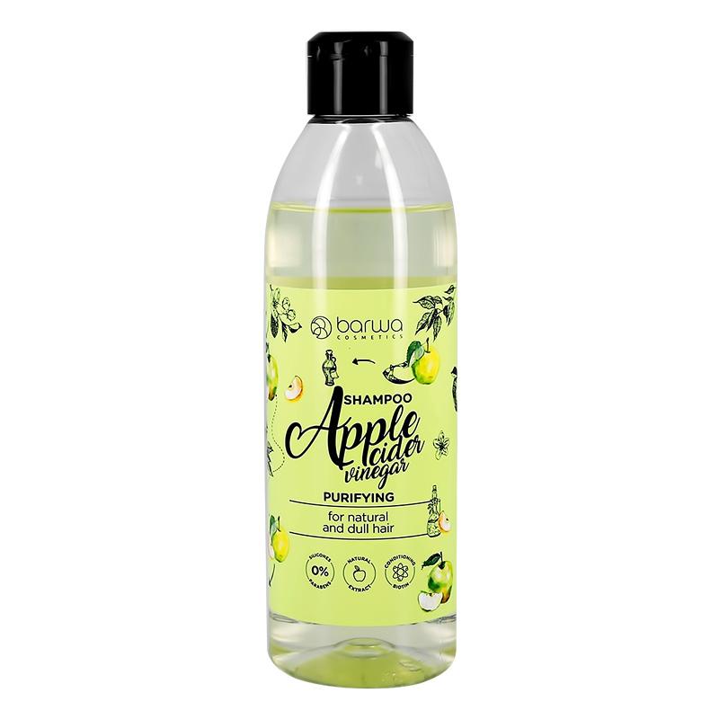 Шампунь для волос Barwa уксусный очищающий