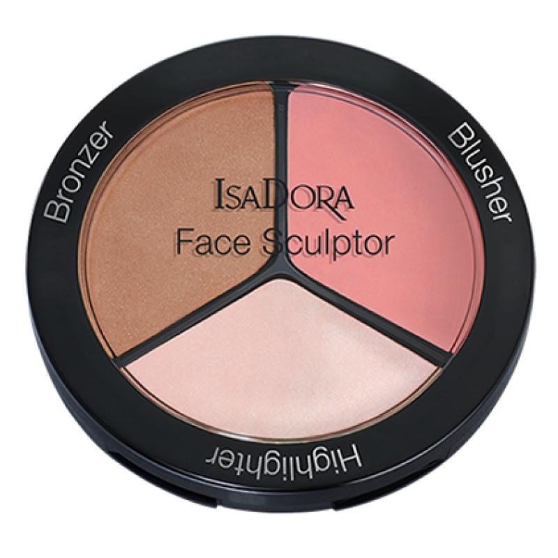 Средство для лица Isadora Face Sculptor тон 02 многофункциональное