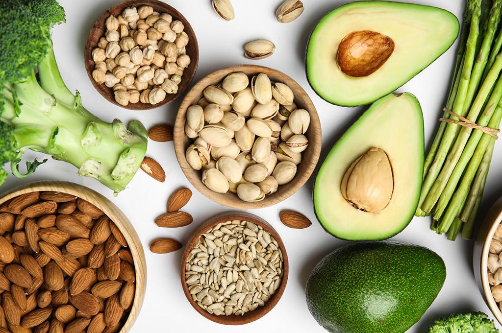 Диетические антиоксиданты