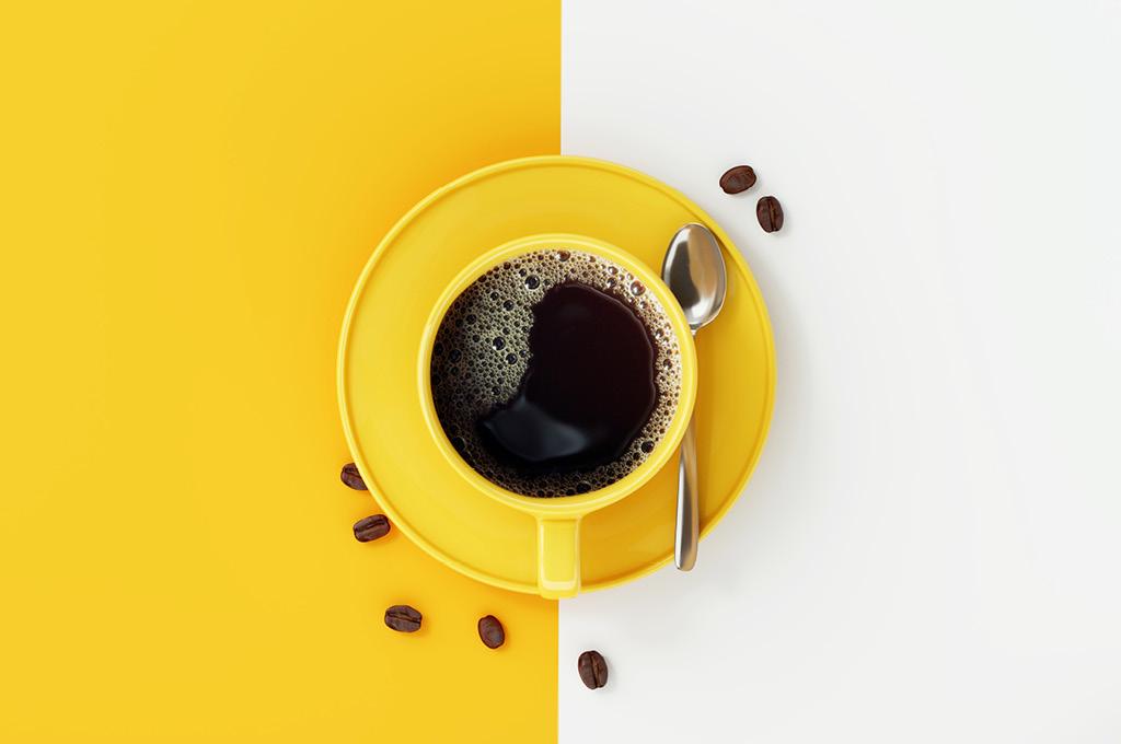 две чашки кофе в день вносят вклад в общее потребление антиоксидантов