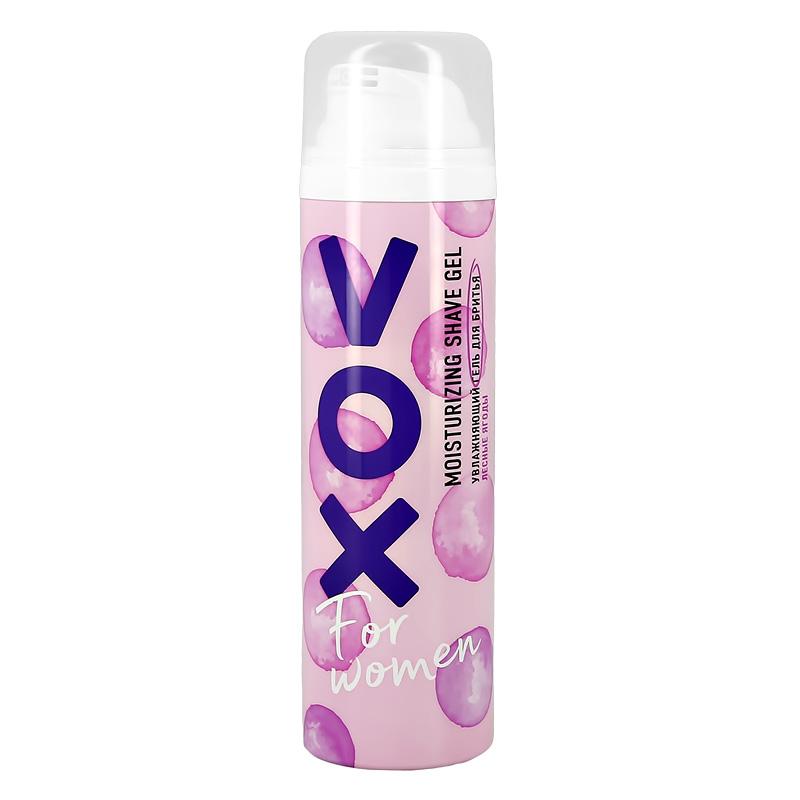 Гель для бритья VOX Wild Berry