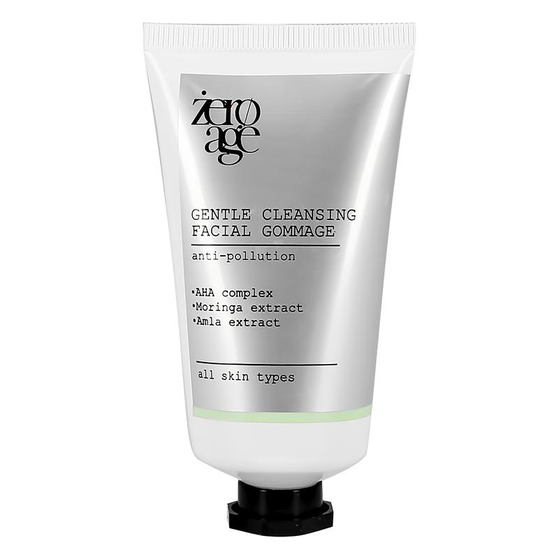 Гоммаж-скатка для лица Zero Age деликатное очищение для всех типов кожи