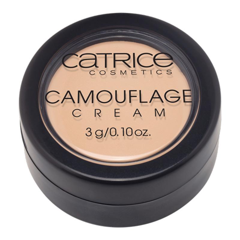 Консилер для лица Catrice Camouflage Cream тон 010 (Ivory)