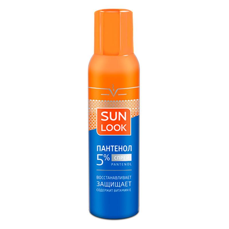 Пантенол-спрей для тела Sun Look