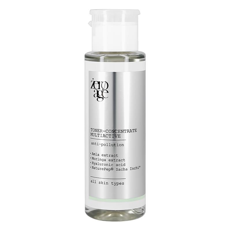 Тонер-концентрат для лица Zero Age мультиактив для всех типов кожи