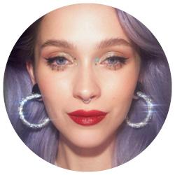 Алиса Казакова, визажист и стилист по волосам