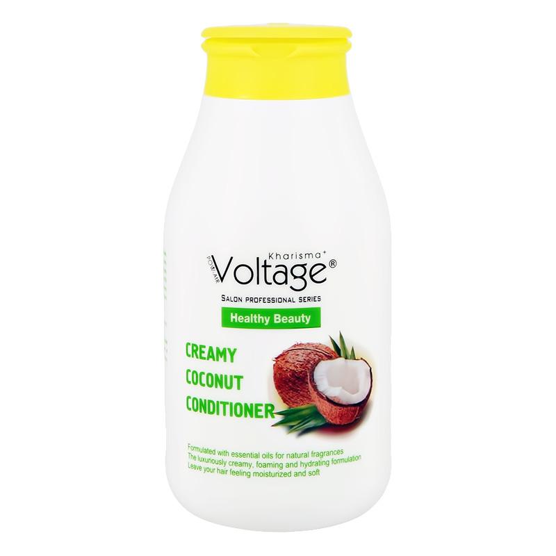 Кондиционер для волос Kharisma Voltage Salon Professional Series кокос
