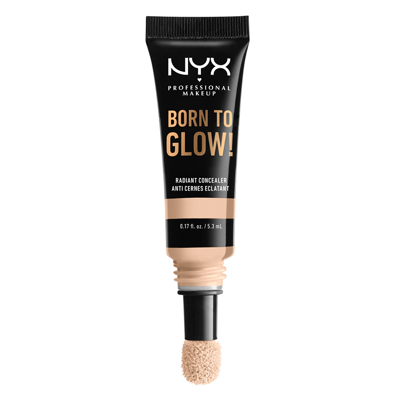 Консилер Born To Glow, NYX Professional Makeup
