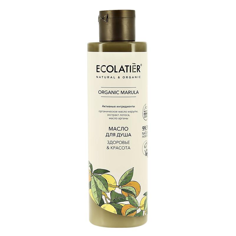 Масло для душа Ecolatier Organic Marula здоровье & красота