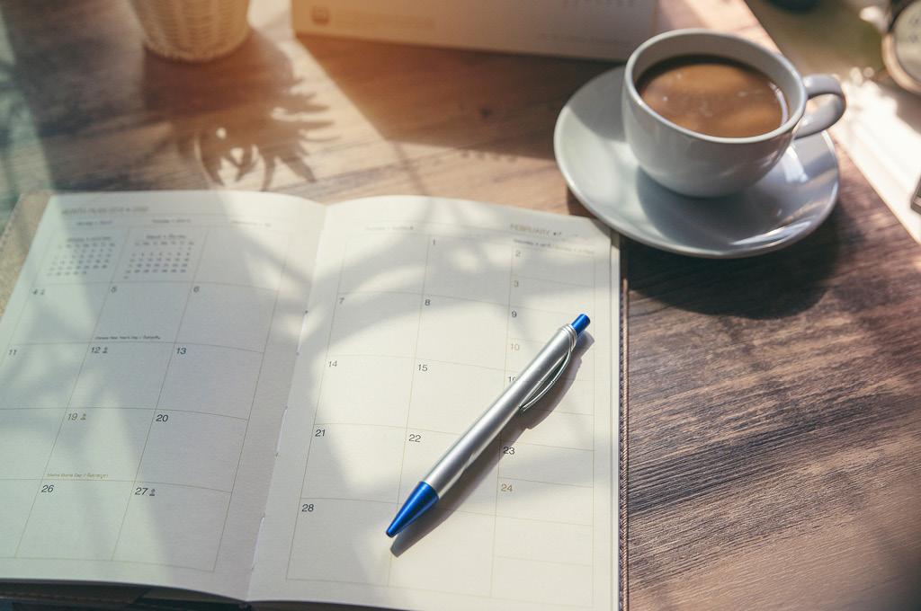 Научись планировать свой день