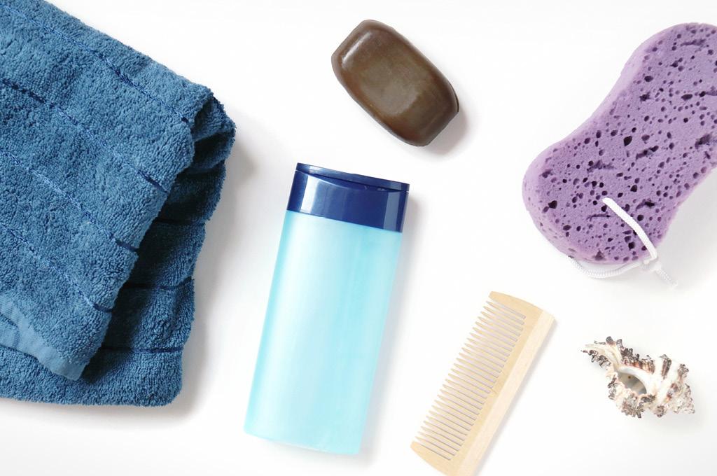 Почему гель для душа лучше, чем мыло