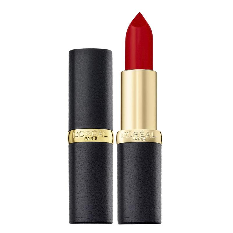 Помада для губ L'Oreal Color Riche Matteaddiction тон 346 красное совершенство