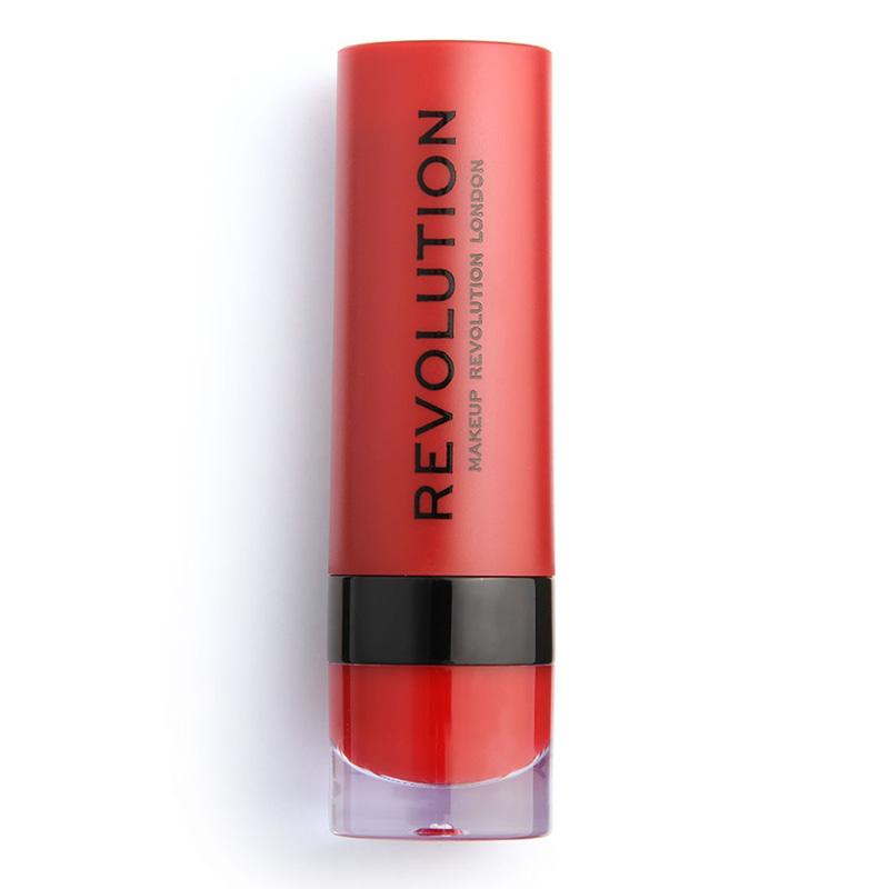 Помада для губ Revolution Matte Lipstick матовая (тон Ruby 134)
