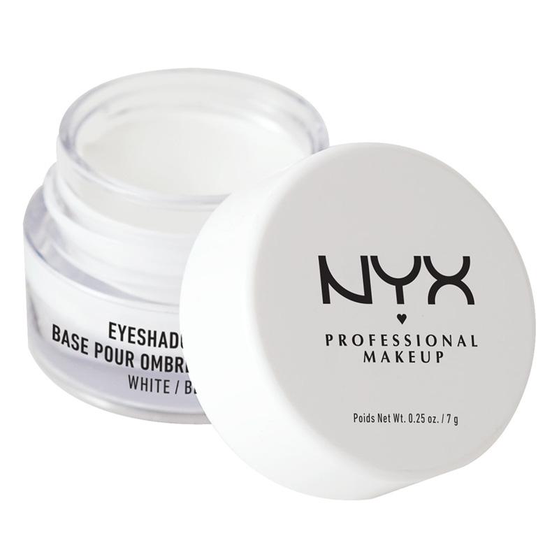 Праймер для век NYX Professional Makeup Eyeshadow Base тон 01 White