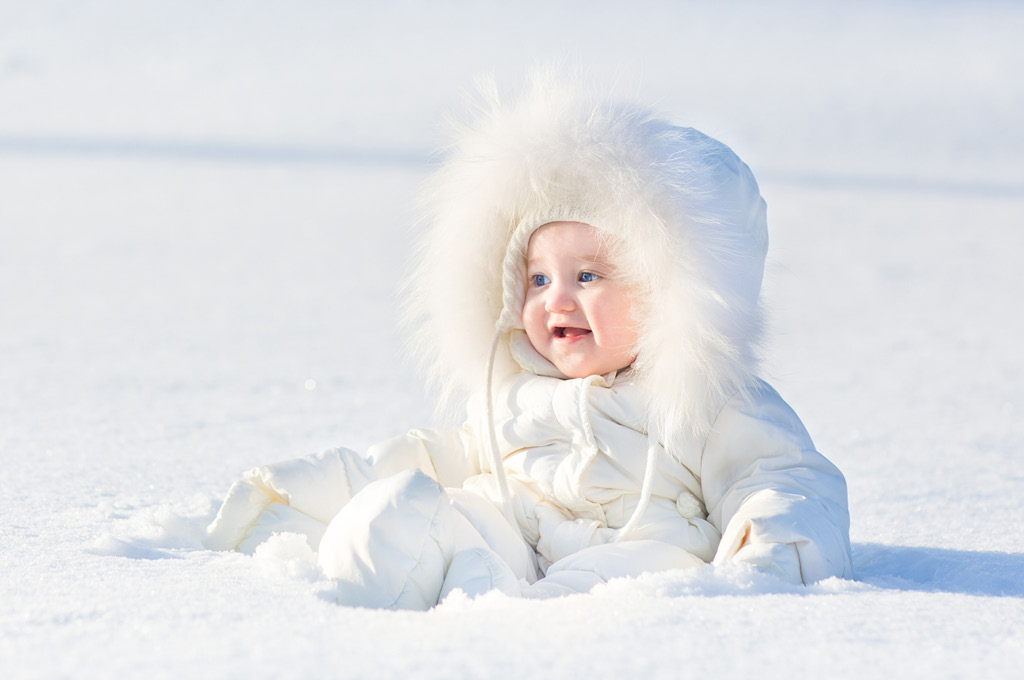 Прогулки в холодное и ветреное время года