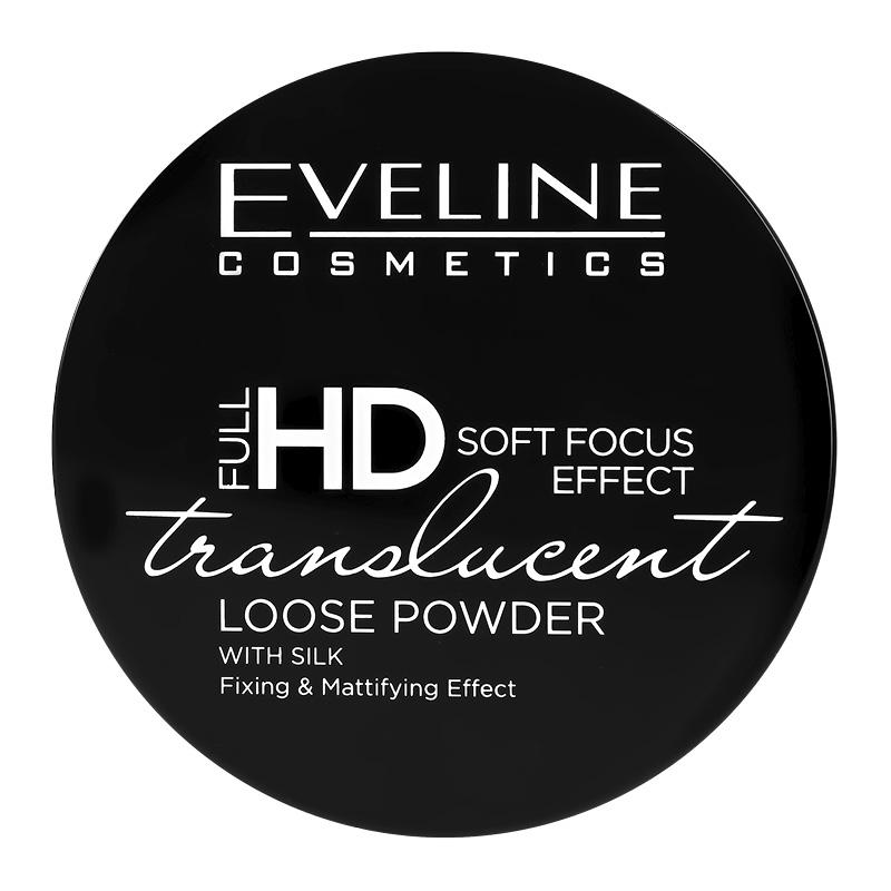 Рассыпчатая пудра Translucent Loose Powder, Eveline Cosmetics