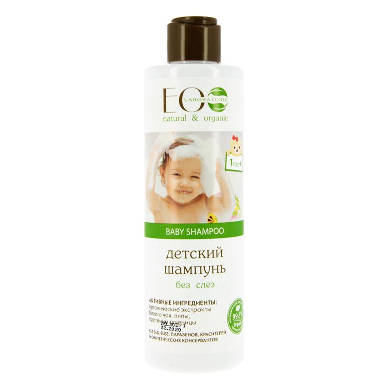 Шампунь для волос детский Eo Laboratorie 1 год+ (без слез)