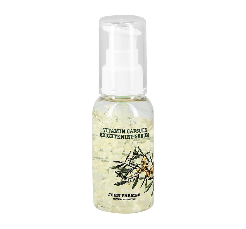 Сыворотка для лица John Farmer с витаминами (для сияния кожи)