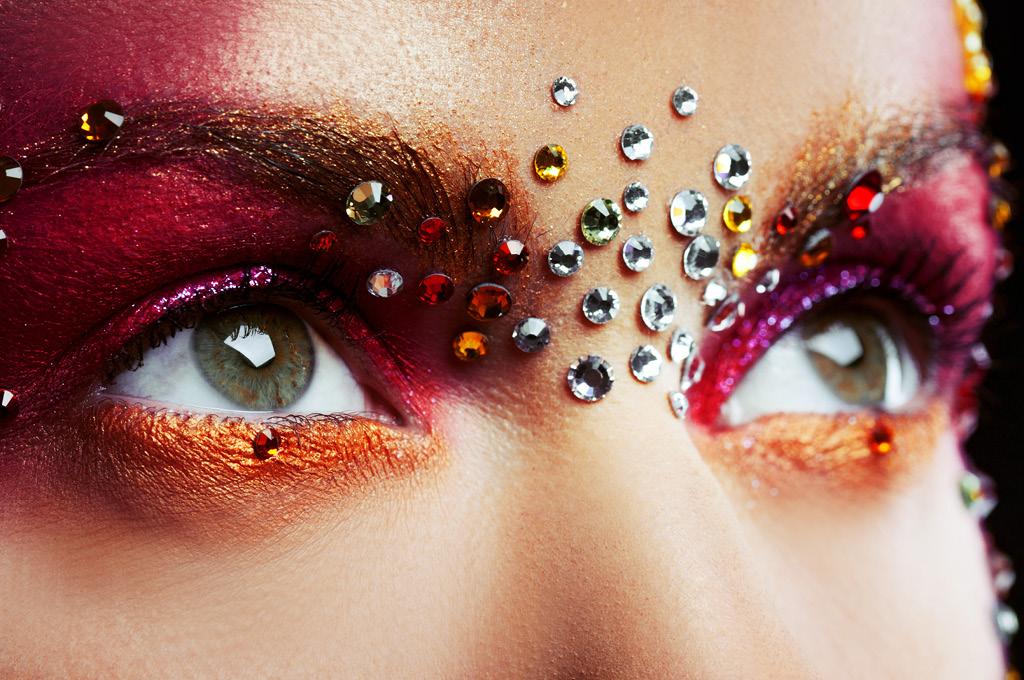 Техника make-believe make-up