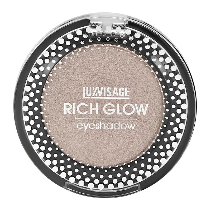 Тени для век Rich Glow, Luxvisage